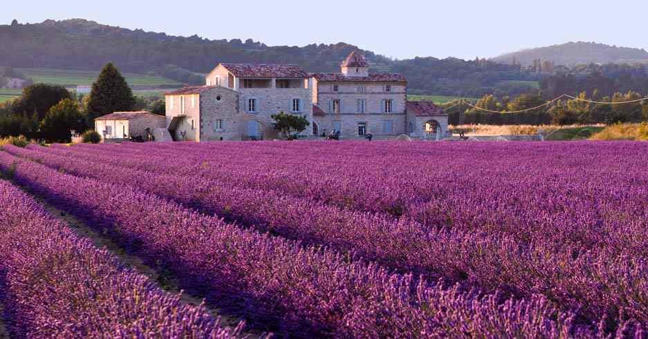 Романтический отдых во Франции